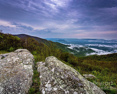 Photograph - Calm Before The Storm by Blaine Blasdell