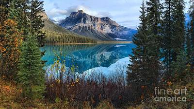 Photograph - Calm Cool And Clear At Emerald by Adam Jewell