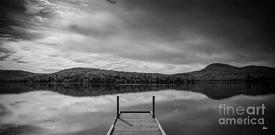 Photograph - Calm Evening At Porter Lake by Alana Ranney