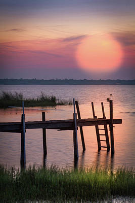 Photograph - Calm For The Soul by Debra and Dave Vanderlaan
