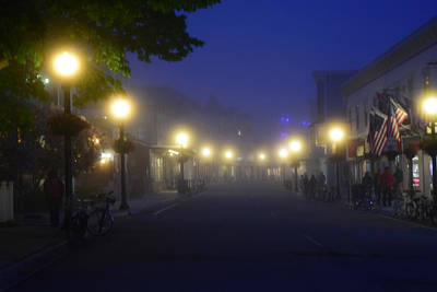 Photograph - Calm In The Streets by Gary Smith