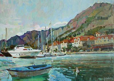 Painting - Calm by Juliya Zhukova