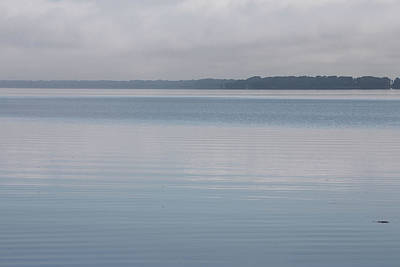Photograph - Calm Lake by Dart and Suze Humeston