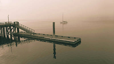 Photograph - Calm by Mark Alan Perry