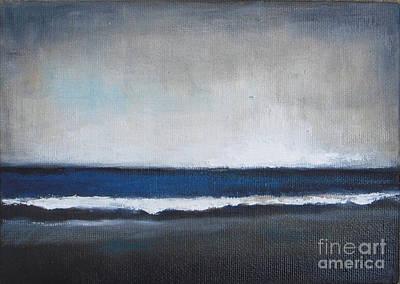 Painting - Calm Ocean by Vesna Antic