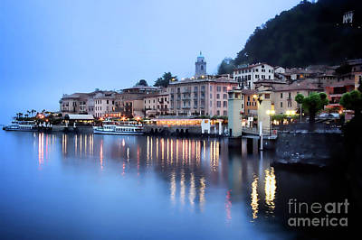 Photograph - Calm On Lake Como by Scott Kemper
