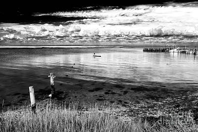 Photograph - Calm On The Bay by John Rizzuto