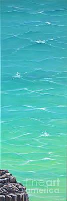 Calm Reflections II Art Print