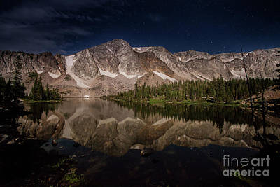 Photograph - Calm Reflections by Steven Reed