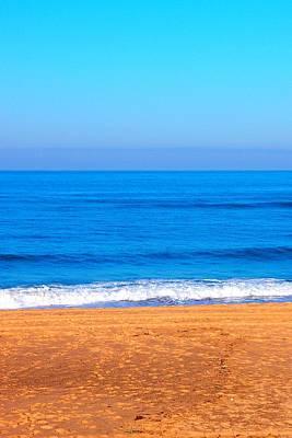 Photograph - Calm Sea 02 by Dora Hathazi Mendes