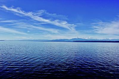 Photograph - Calm Sea by Brian Sereda