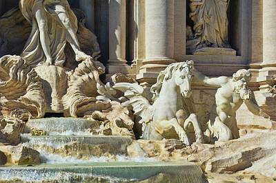 Photograph - Calm Seas Of Trevi by JAMART Photography