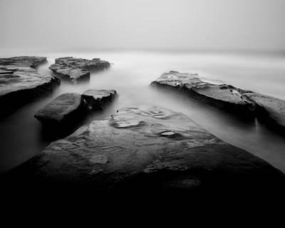 Lajolla Photograph - Calm Seas by Joseph Smith