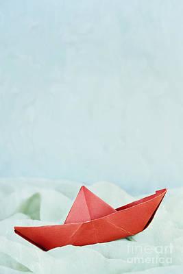 Calm Seas Print by Stephanie Frey