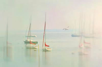 Photograph - Calm The Sea by Diana Angstadt