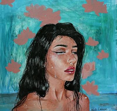 Calm Water Original by Paula Leimane
