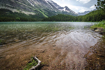 Photograph - Calm Waters by Margaret Pitcher