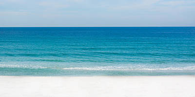 Photograph - Calming Waters In Paradise - Seaside, Fl by Shelby Young