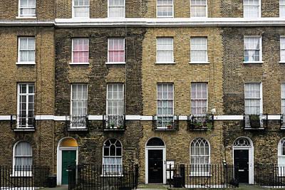Photograph - Calthorpe Street London by Steven Richman