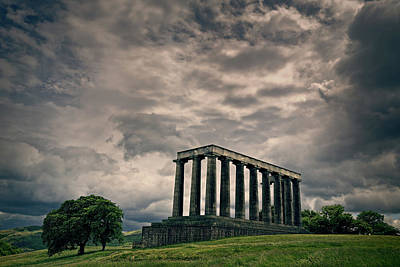 Photograph - Calton Hill by Ian Good