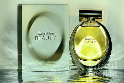 Photograph - Calvin Klein Beauty By Kaye Menner by Kaye Menner