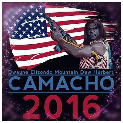 Camacho 2016 Original by Laura Michelle Corbin
