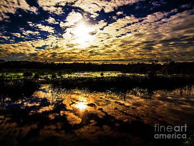 Photograph - Camargue Medocaine_05 by Jorg Becker