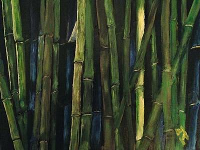Southeast Asia Painting - Cambodia, 1968 by Nick Young
