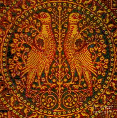 Photograph - Cambodia Embroidery by Randall Weidner