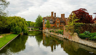 Cambridge Serenity Art Print