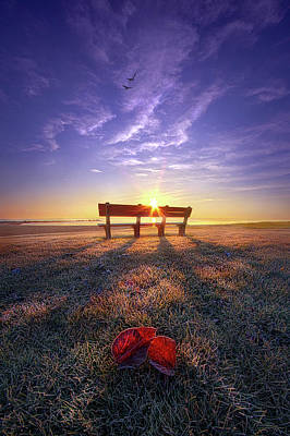 Photograph - Came To Rest by Phil Koch