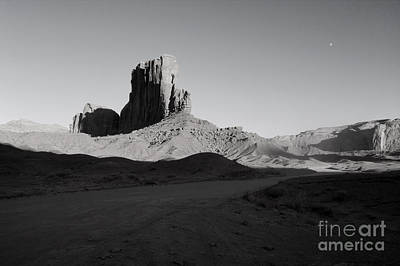 Photograph - Camel Butte In Monument Valley Utah by Julia Hiebaum