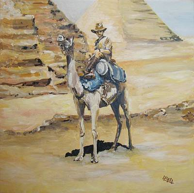 Camel Corp At Ease Original by Leonie Bell