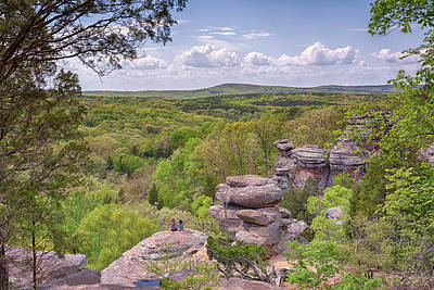 Photograph - Camel Rock Overlook by Susan Rissi Tregoning