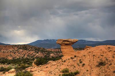 Photograph - Camel Rock by Steve Gravano