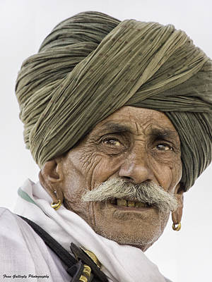 Photograph - Camel Trader by Fran Gallogly