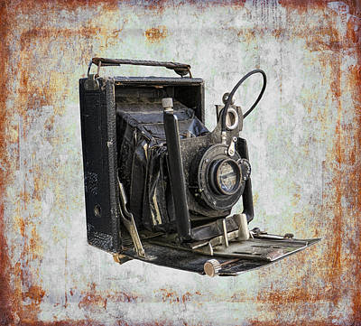 Capture Mixed Media - Camera Obscura by Daniel Hagerman