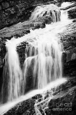 Photograph - Cameron Falls by Dennis Hedberg