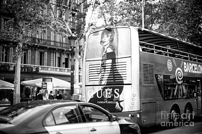 Photograph - Camila Cabello In Barcelona by John Rizzuto