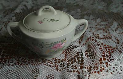 Camilla's Sugar Bowl Art Print