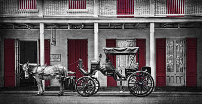 French Quarter Photograph - Camino Real Muelle by Tammy Wetzel