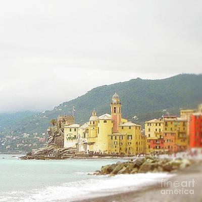 Photograph - Camogli by Ivy Ho
