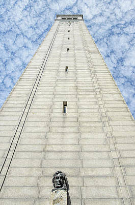Photograph - Campanile Sky by David Lawson