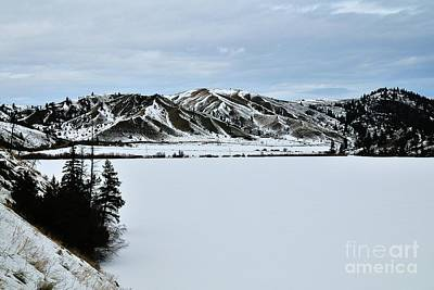 Photograph - Campbell Creek Road by Robert Nowland