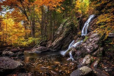 Photograph - Campbell Falls by Kim Carpentier