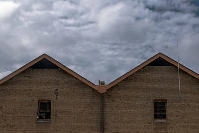Photograph - Campbell's Storehouses by Steven Richman