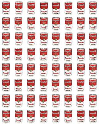 Photograph - Campbells Tomato Soup by Doc Braham