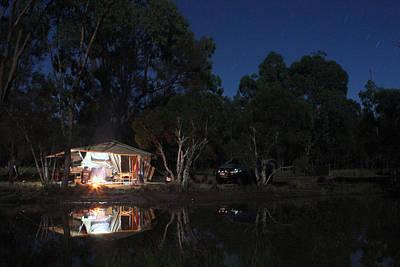 Camping Original by Andrew Krischock