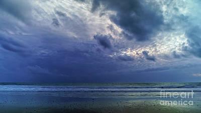 Photograph - Camposoto Beach Cadiz Spain by Pablo Avanzini