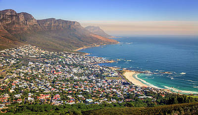 Photograph - Camps Bay by Alexey Stiop